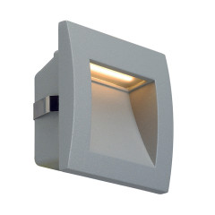 SLV 233604 Silver Grey SMD LED 3000K IP55