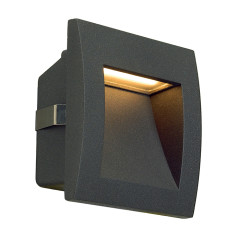 SLV 233605 anthracite SMD LED 3000K IP55