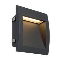 SLV 233615 anthracite SMD LED 3000K IP55