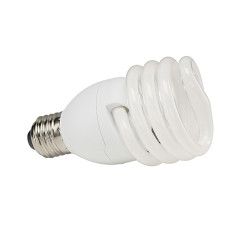 E27 energy-saving Lamp, 23W, spiral shape, 2700K