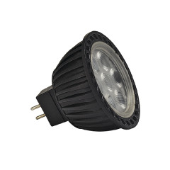 SLV 551242 LED MR16 lamp 4W SMD LED 2700K 40 not dimmable