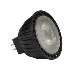 SLV 551243 LED MR16 lamp 4W SMD LED 3000K 40 degree not dimmable