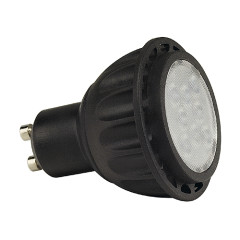 SLV 551273 LED GU10 lamp 7W SMD LED 3000K 36 degree not dimmable