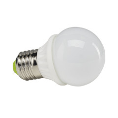 E27 LED SMALL BALL bulb, 260lm, 3000K