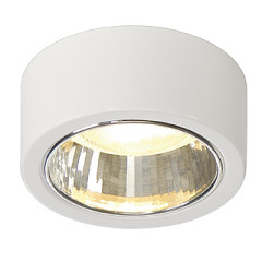 SLV 112281 Ceiling lamp CL 101 GX53 White 11W