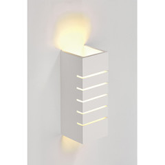SLV 148010 Wall lamp GL 100 SLOT Square White plaster E14