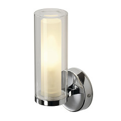 SLV 149482 Wall lamp WL 105 E14 Chrome Double glass E14