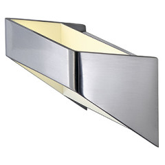 SLV 151476 DACU SPACE wall lamp alu brushed with Warm White LED
