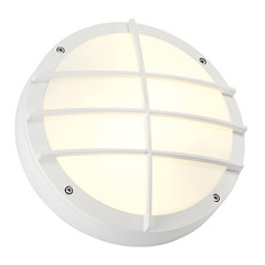 SLV 229081 BULAN GRID wall lamp White E27