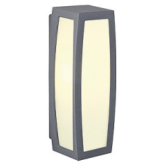 SLV 230045 MERIDIAN BOX wall lamp E27 anthracite