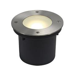 SLV 230170 Wetsy LED Disk 300 7W 2700K Stainless Steel 316