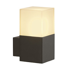 SLV 231205 GRAFIT wall lamp WL anthracite E27