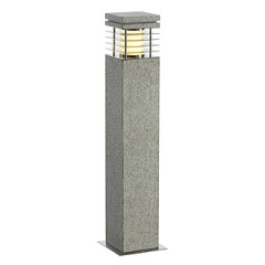 SLV 231411 ARROCK GRANITE 70 floor lamp granite salt & pepper E27
