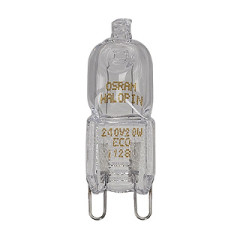 SLV 519451 OSRAM bulb HALOPIN Eco G9 33W 519451