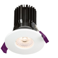 MLS FRCTA8W IP65 8W LED Fire-Rated Colour Temperature Adjustable Downlight