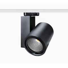 2000lm 3000K LED Track Spot Black (Suitable for Global Multi Track)