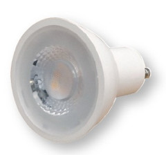 MLS COB7W4K 7W GU10 LED Cool White Dimmable