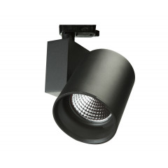 Finestra Dali Multi Circuit LED Track Spot Black up to 4500lm output available