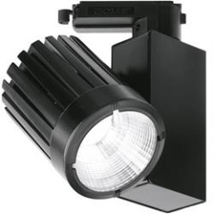 MLS Eagle 33K3PHBK LED Track Spotlight 2000lm 3000K Black