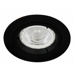 MLS DL490N Twist Lock GU10 Fixed Downlight