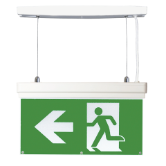 4 in 1 Emergency LED Exit Sign