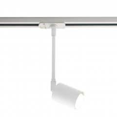 Explore Spot White 225mm Stem Dimmable, requires GU10 LED
