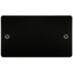 MLS MG0638PF Flat Plate 2G Blanking Plate Gunmetal