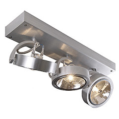 SLV 147276 Surface Wall And Ceiling Mounting Aluminium Qrb 111 12V