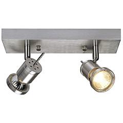 SLV 147442 Asto II GU10 spot aluminium-brushed