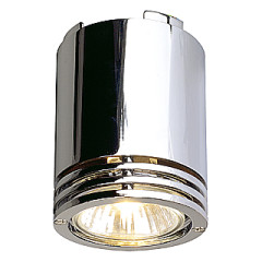 SLV 116204 Surface Ceiling Mounting Chrome-Plated Aluminium GU10