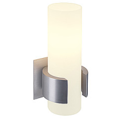 SLV 147519 Dena I wall fitting E14 Alu Brushed