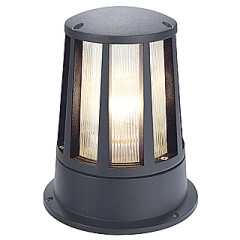 SLV 230435 Cone Outdoor fitting E27 ELT stone grey