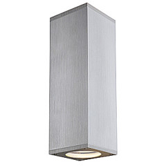 SLV 229536 Theowall Out wall luminary Alu Brushed