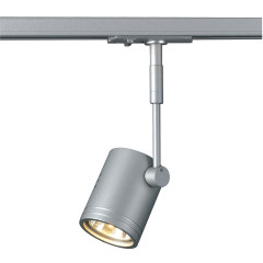 SLV 143442 Bima I Spot Light Silver Grey Dimmable, requires GU10 LED