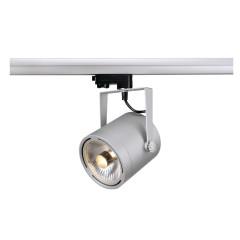SLV 153424 Euro spot ES111 Silver Grey