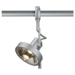 SLV 184624 Yoki spotlight ES111 for Easytec II Silver Grey