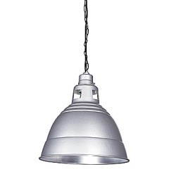 SLV 165350 Reflector lamp Para 380with E27 socket Silver Grey