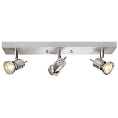 SLV 147443 Surface Wall And Ceiling Mounting Aluminium GU10