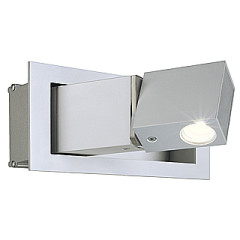 SLV 146252 Bedside LED wall 3W right Warm White LED 3000K with blue LED