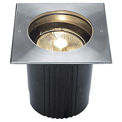 SLV 229234 Dasar 215 Ground fitted lamp ES111 Square