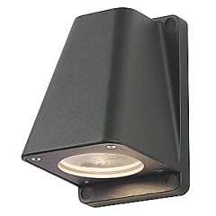 SLV 227195 Wallyx GU10wall luminary dark anthracite