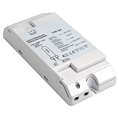 Electronic Ballast for metal halide 70W incl. stress relief