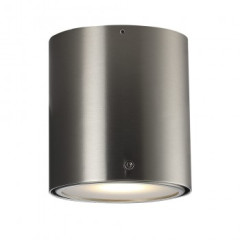 Nordlux 78511032 Brushed Steel Ceiling Bathroom Light IP44