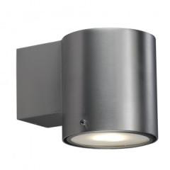 Nordlux 78521032 Brushed Steel Bathroom Wall Light IP44