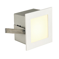 SLV 113260 FRAME BASIC LED Square Matt White White LED 4000K