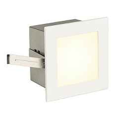SLV 113262 FRAME BASIC LED Square Matt White LED 3000K