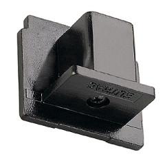 SLV 145590 EUTRAC End cap Black plastic
