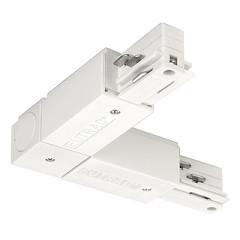 SLV 145681 EUTRAC Corner Connector inner White