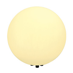 SLV 227221 ROTOBALL FLOOR Outdoor luminaire White E27