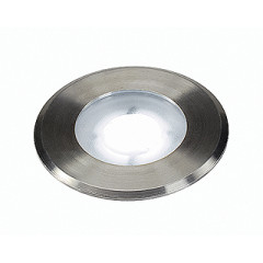 SLV 228411 DASAR FLAT 230V LED Recessed Ground spot 4.3W LED White